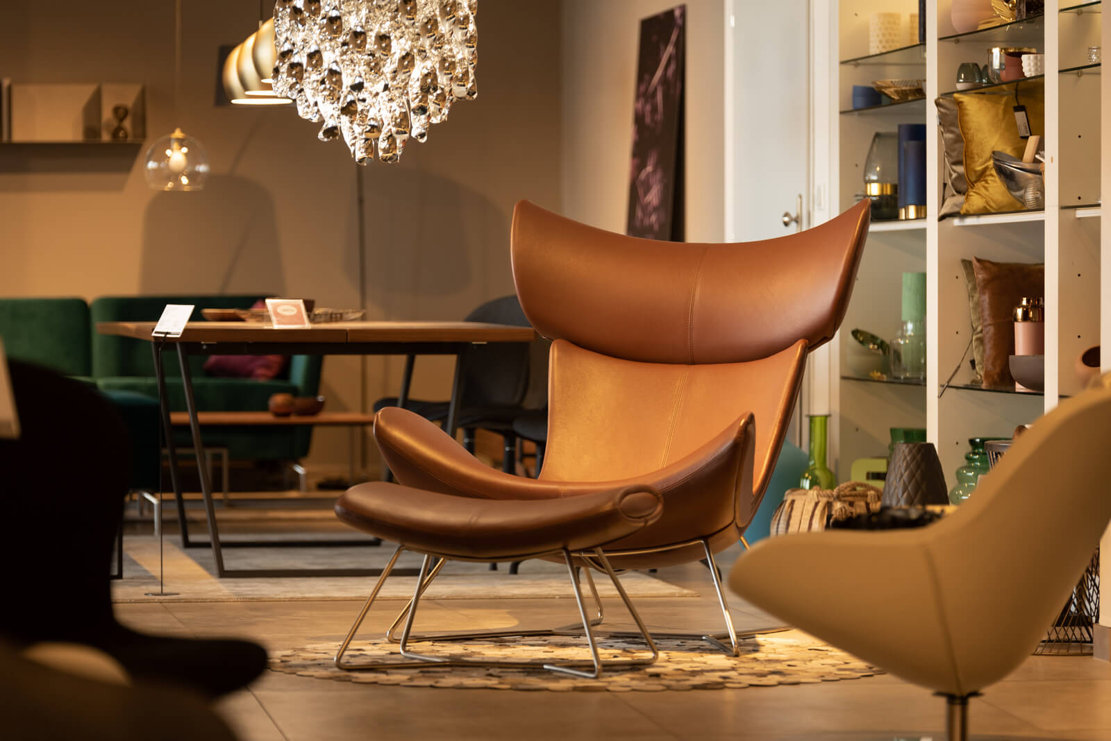 Designový nábytek v MoDo