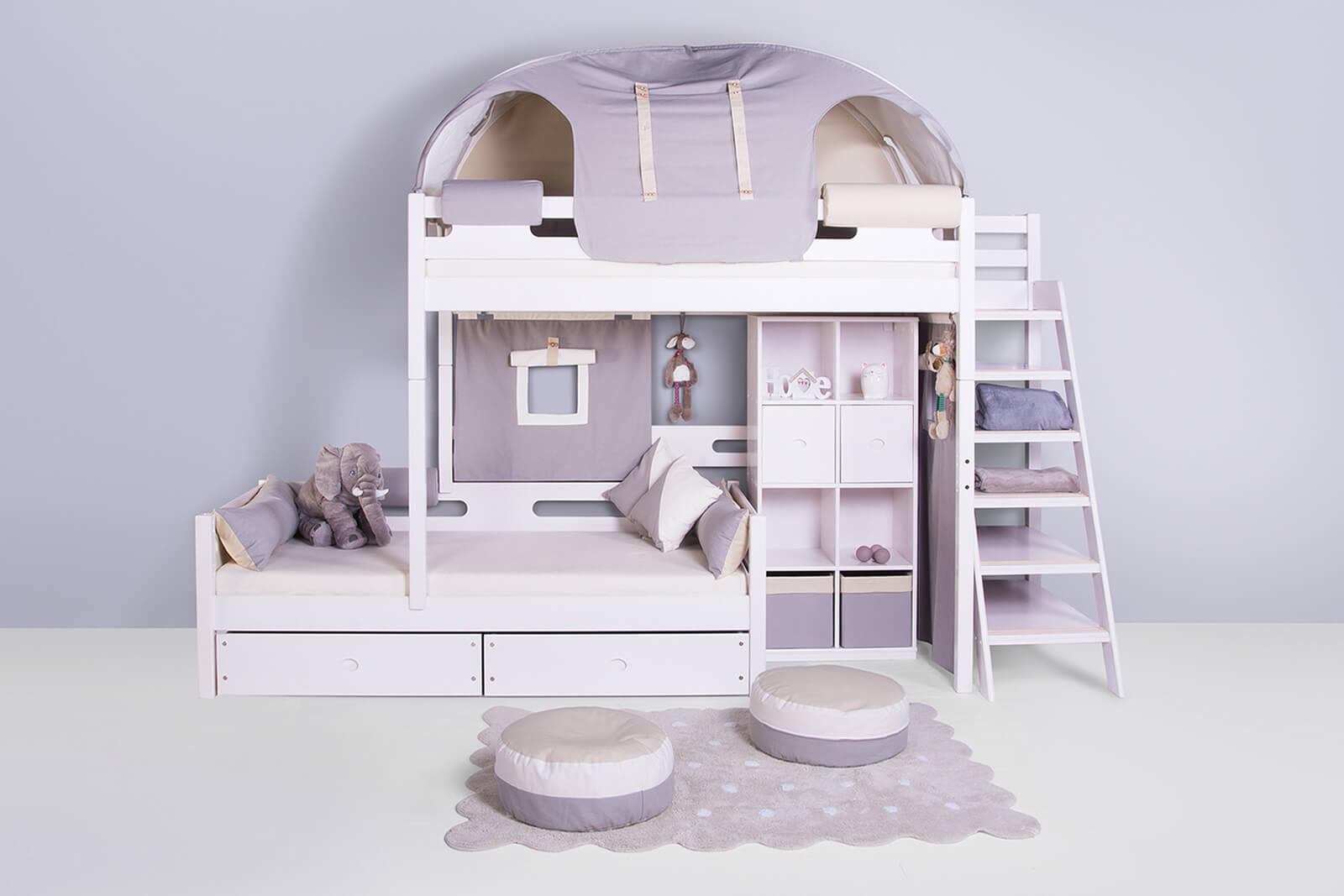 Dětský nábytek v interiérovém centru MoDo