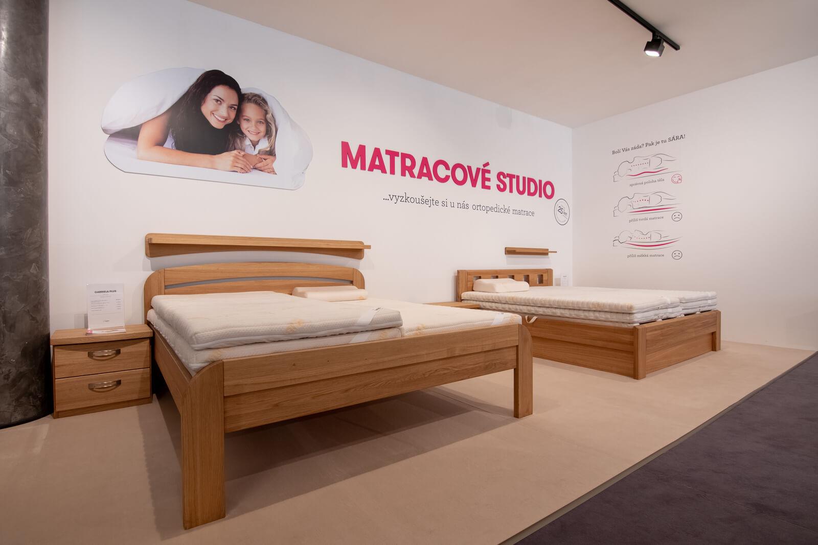 Matracové studio Galerie MoDo