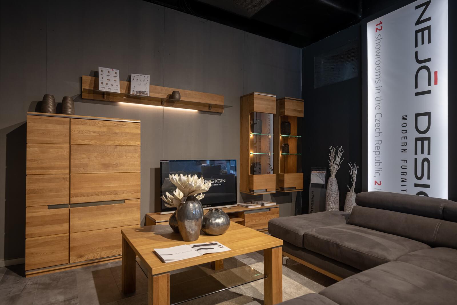 Showroom NEJČI design Galerie MoDo
