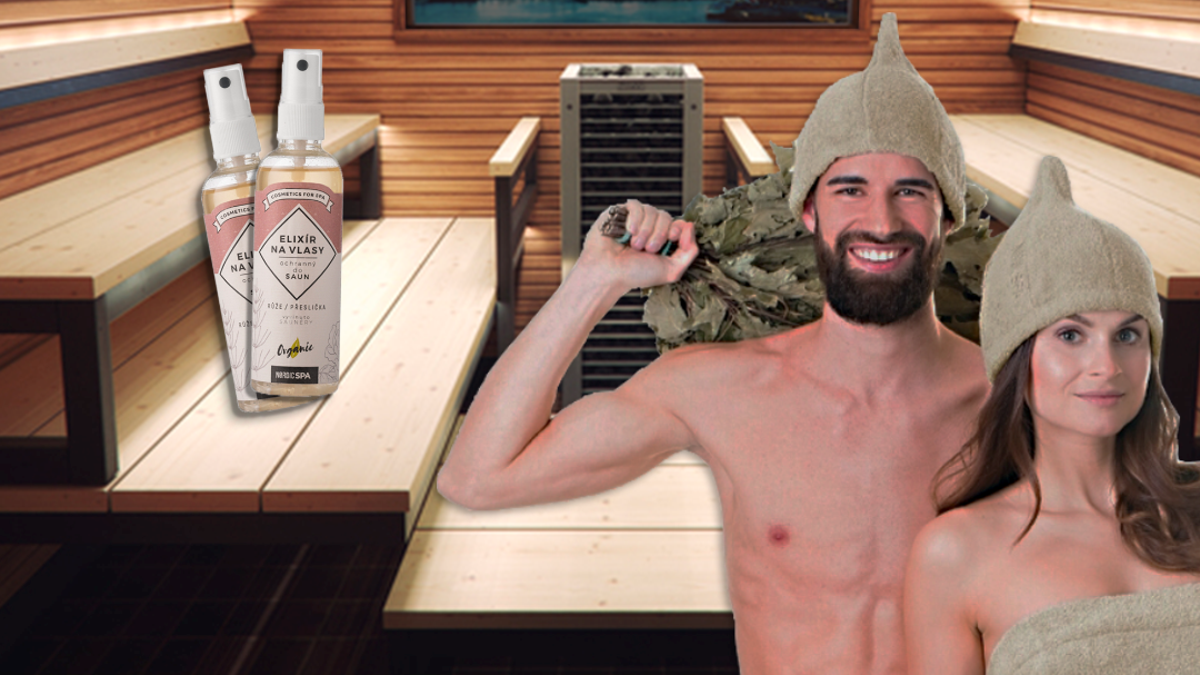 sauna čepice