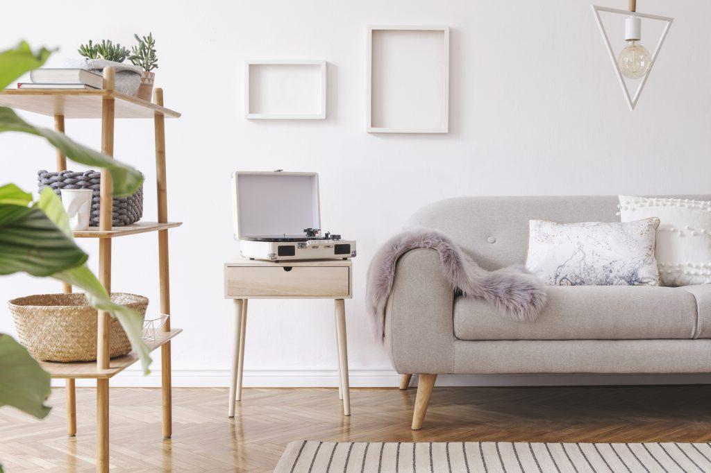 Design okénko do světa stylového bydlení bydlení s nádechem severu