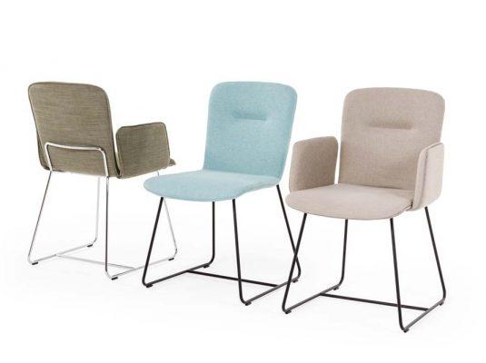 Designové židle Dormio