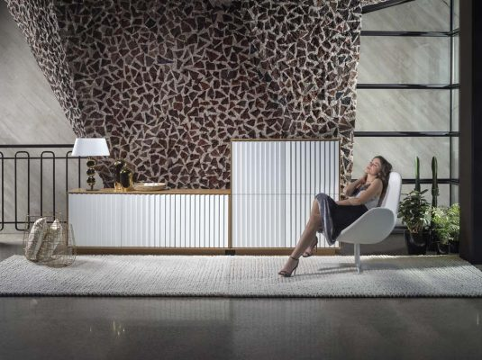 Interiérový nábytek RESIDENZA Kler
