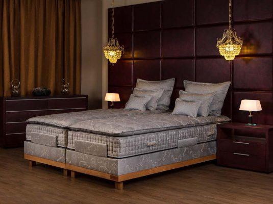 Kontinentální postele pro dokonalý spánek