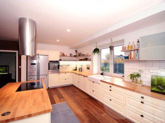 Kuchyně na míru JN Interier