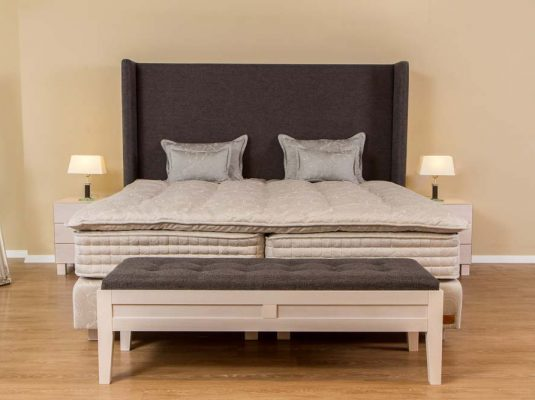 Luxusní postele Johann Malle