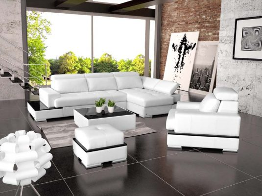 Obývací pokoj Divanti