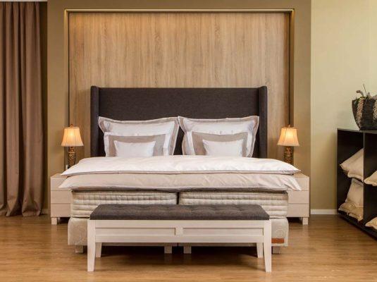 Ručně vyráběné postele Johann Malle